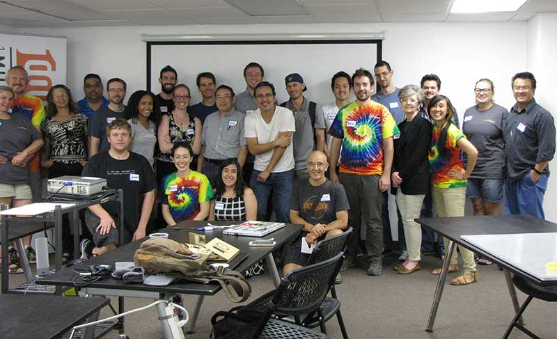 The group of civic hackers in Tucson